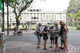 Ho Chi Minh City welcomes 4 millionth foreign tourist