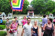 Vietnam ranked second in Asia on tourism development potential