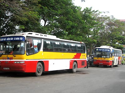 Tips for Taking Bus in Vietnam