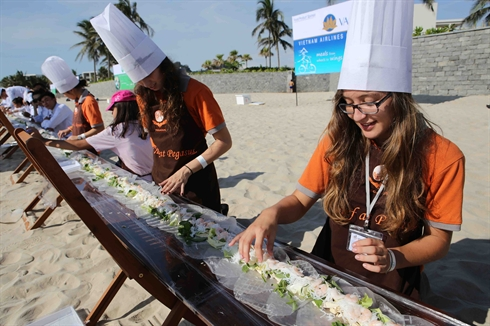 Danang steps up efforts to attract international tourists