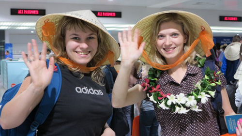 Viet Nam welcomes Russia charter flights