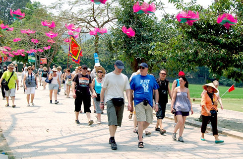 Visa exemption brings more Europeans to Vietnam