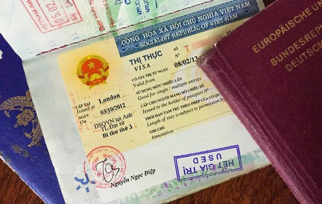 Vietnam Visa Government
