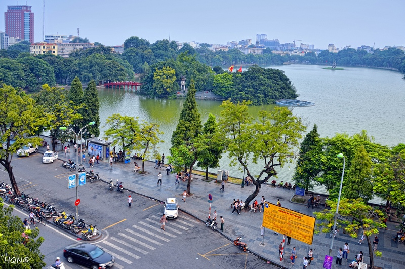 Ha Noi-Vietnam among world's top destinations for 2018