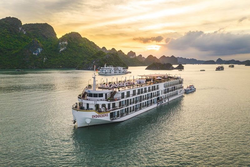 Indochine Cruise Halong