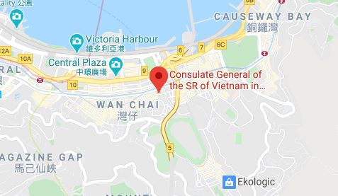 Consulate General of the S.R. of Vietnam in Hong Kong