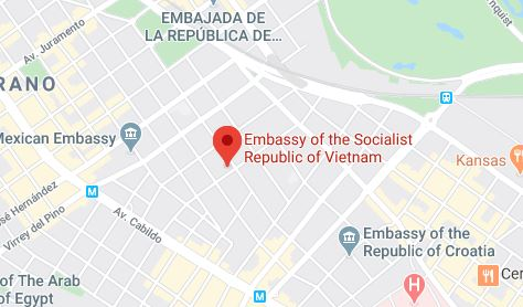 Embassy of the Socialist Republic of Vietnam in Argentina