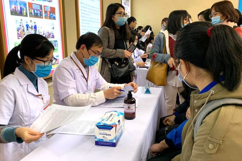 Covivac - a made in Vietnam vaccine-is officially on trial