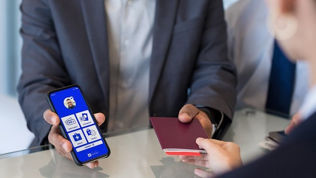 Digital health passport is officially tested in Vietnam