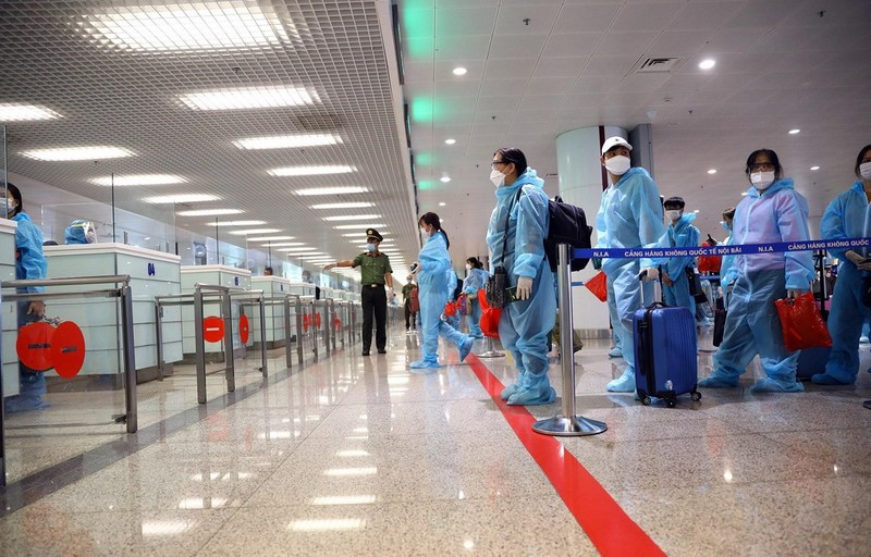 Experience about Vietnam's entry procedure in the Covid time