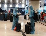 Great news! The first flight in Vietnam with vaccine passport